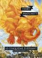 Couverture Les Annales du Disque-Monde, tome 25 : Le Cinquième Éléphant Editions L'Atalante (La Dentelle du cygne) 2017