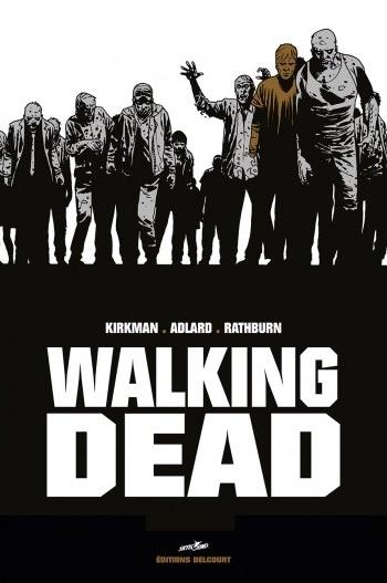 Couverture Walking dead, prestige, tome 7