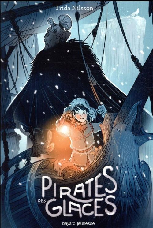 Couverture Pirates des glaces