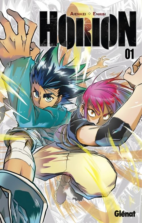 Couverture Horion, tome 1