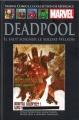 Couverture Deadpool : Il faut soigner le soldat Wilson Editions Hachette 2017