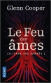 Couverture La terre des damnés, tome 2 : Le feu des âmes Editions Pocket 2018