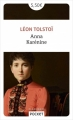 Couverture Anna Karénine Editions Pocket (Classiques) 2018