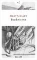 Couverture Frankenstein ou le Prométhée moderne / Frankenstein Editions Pocket (Classiques) 2018