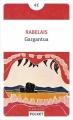 Couverture Gargantua Editions Pocket (Classiques) 2018