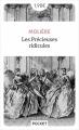 Couverture Les Précieuses ridicules Editions Pocket (Classiques) 2018