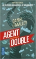 Couverture Au service surnaturel de sa majesté, tome 2 : Agent double Editions Pocket 2018