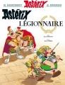 Couverture Astérix, tome 10 : Astérix légionnaire Editions Hachette 2005