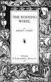 Couverture The burning wheel Editions B. H. Blackwell 1916