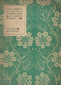 Couverture The defeat of youth and other poems Editions B. H. Blackwell 1918