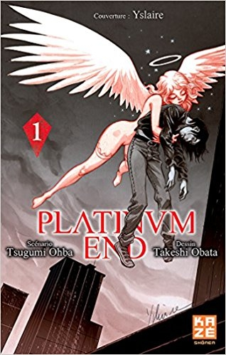 Couverture Platinum end, tome 1