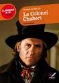 Couverture Le colonel Chabert Editions Hatier (Classiques & cie - Lycée) 2012