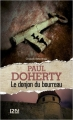 Couverture Le donjon du bourreau Editions 12-21 (Grands détectives) 2018