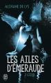 Couverture Les ailes d'émeraude, tome 2 : L'exil Editions J'ai Lu (Pour elle - Best) 2018