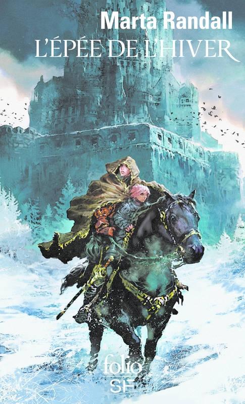 Couverture L'épée de l'hiver