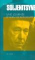 Couverture Une journée d'Ivan Denissovitch Editions Julliard 1992