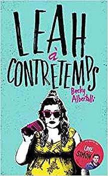 Couverture Leah à contretemps