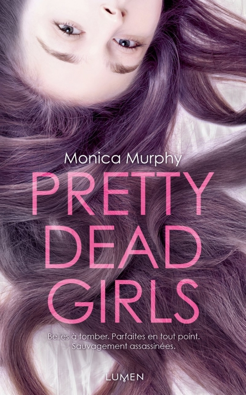 Couverture Pretty Dead Girls