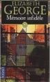 Couverture Lynley et Havers, tome 11 : Mémoire infidèle Editions Pocket 2003