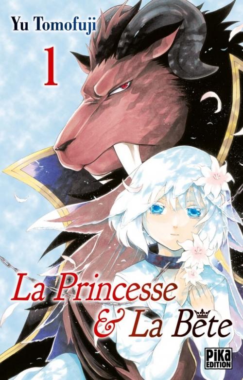 Couverture La princesse et la bête, tome 1