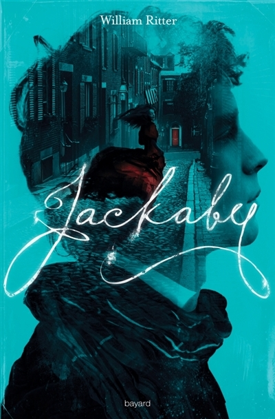 Couverture Jackaby, tome 1