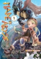 Couverture Made in abyss, tome 1 Editions Ototo (Seinen) 2018