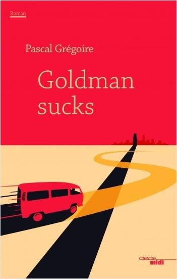 Couverture Goldman sucks