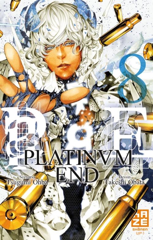 Couverture Platinum end, tome 08