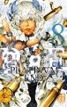 Couverture Platinum end, tome 08 Editions Kazé (Shônen up !) 2018