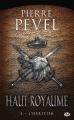 Couverture Haut-Royaume, tome 2 : L'héritier Editions Bragelonne (Fantasy) 2016