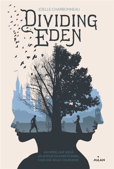 Couverture Dividing eden, tome 1