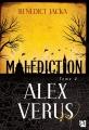 Couverture Alex Verus, tome 02 : Malédiction Editions Anne Carrière 2018