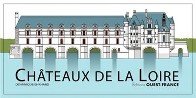Couverture Châteaux de la Loire