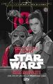 Couverture Voyage vers Star Wars : Le Réveil de la Force : Cible mouvante : Une aventure de la princesse Leia Editions 12-21 2015