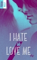 Couverture I hate U love me, tome 4 Editions BMR 2018