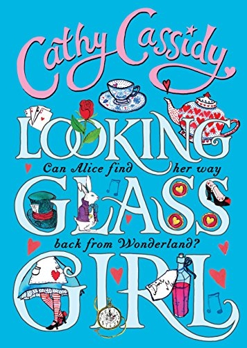 Couverture Looking Glass Girl