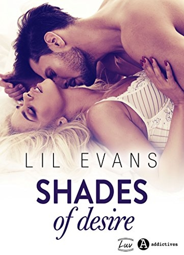 Couverture Shades of Desire