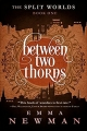Couverture The Split Worlds, book 1: Between Two Thorns Editions Diversion Books 2016