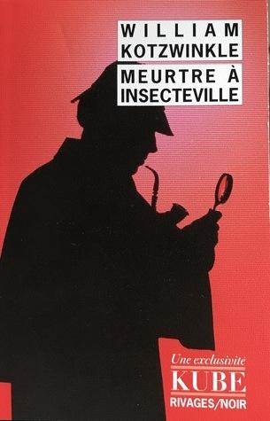 Couverture Meurtre à Insecteville