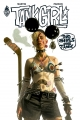 Couverture Tank girl : Twi girl one tank Editions Ankama (Label 619) 2018