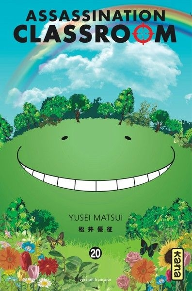 Couverture Assassination Classroom, tome 20
