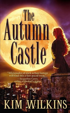 Couverture Europa, book 1: The Autumn Castle