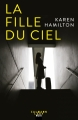Couverture La fille du ciel Editions Calmann-Lévy (Noir) 2018