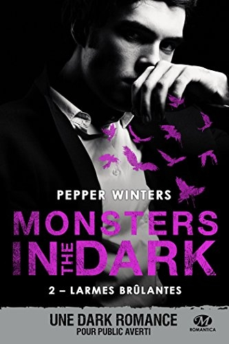 Couverture Monsters in the dark, tome 2 : Larmes brûlantes