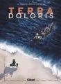 Couverture Terra Doloris Editions Glénat (1000 feuilles) 2018