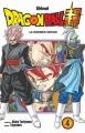 Couverture Dragon Ball Super, tome 4 : Le dernier espoir Editions Glénat (Shônen) 2018
