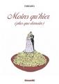 Couverture Moins qu'hier (plus que demain) Editions Glénat 2018