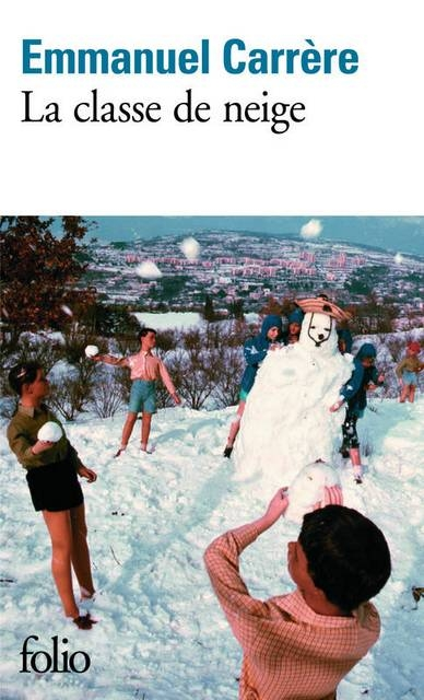 Couverture La classe de neige