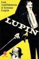 Couverture Les confidences d'Arsène Lupin Editions Le Livre de Poche 1986