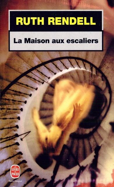 Couverture La maison aux escaliers